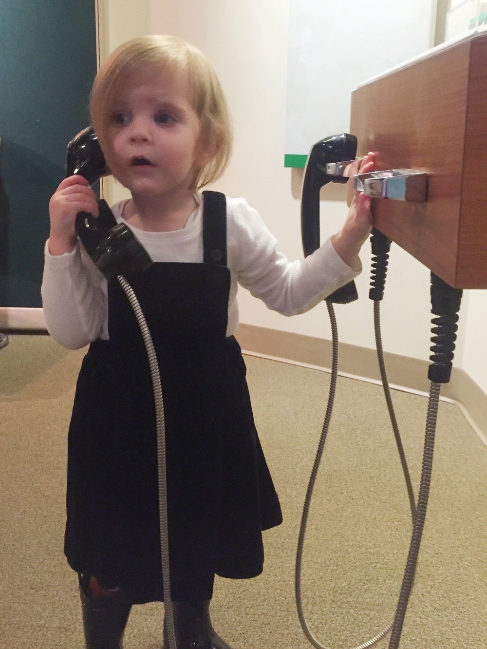 Hello? | Levine Museum of the New South