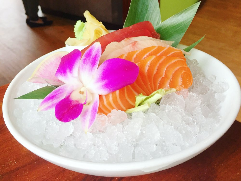 Sashimi is bae.