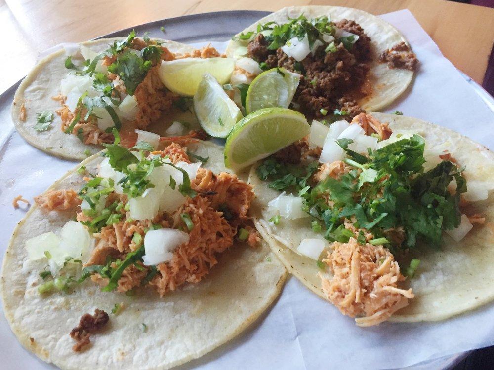 Dollar Tacos at Sabor in NoDa