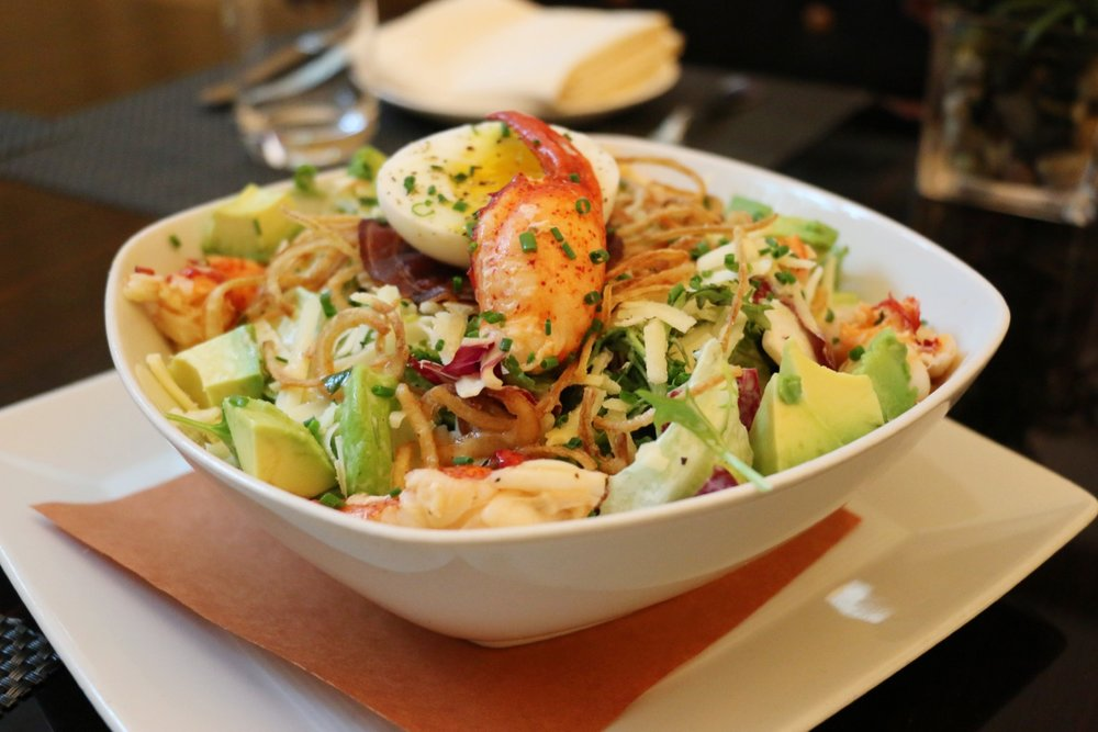 "Lobster ""Cobb"" Salad"