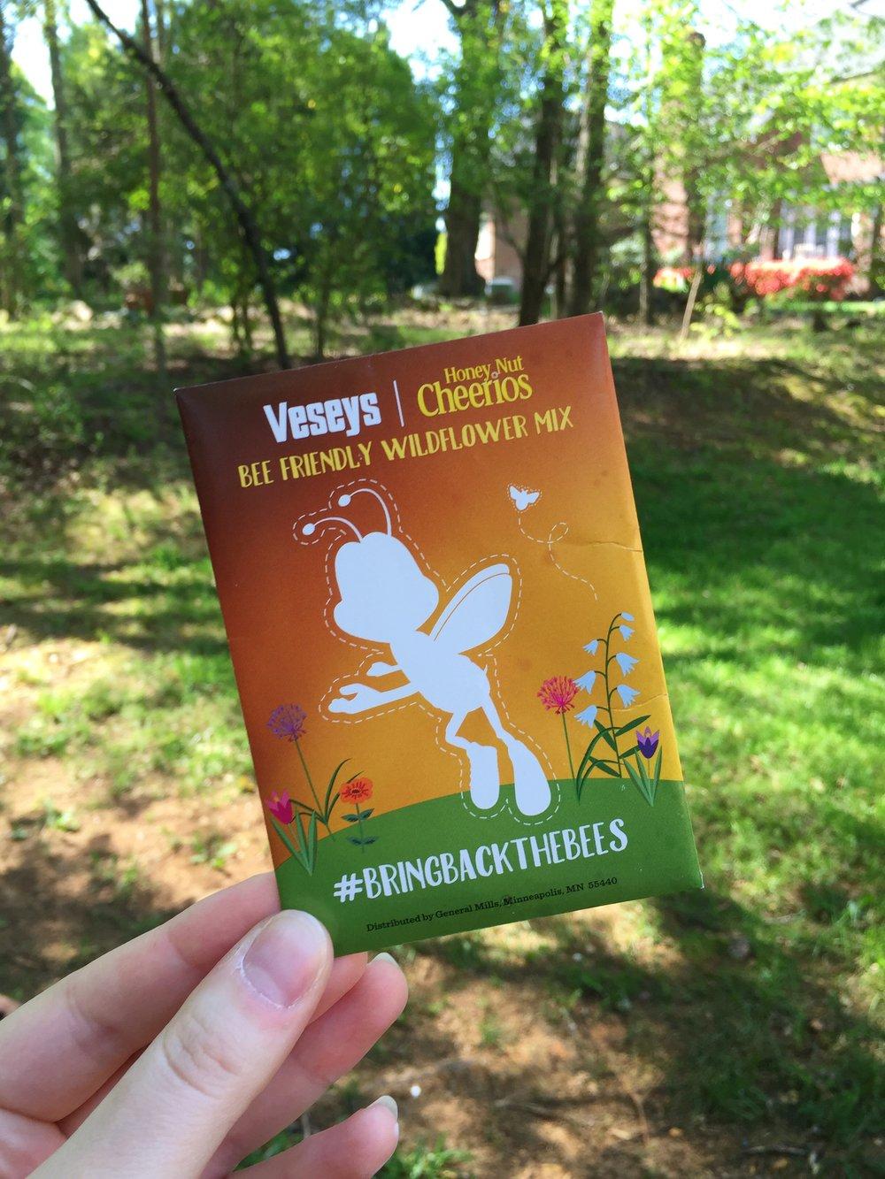 bringbackthebees-cheerios-wildflower-seeds