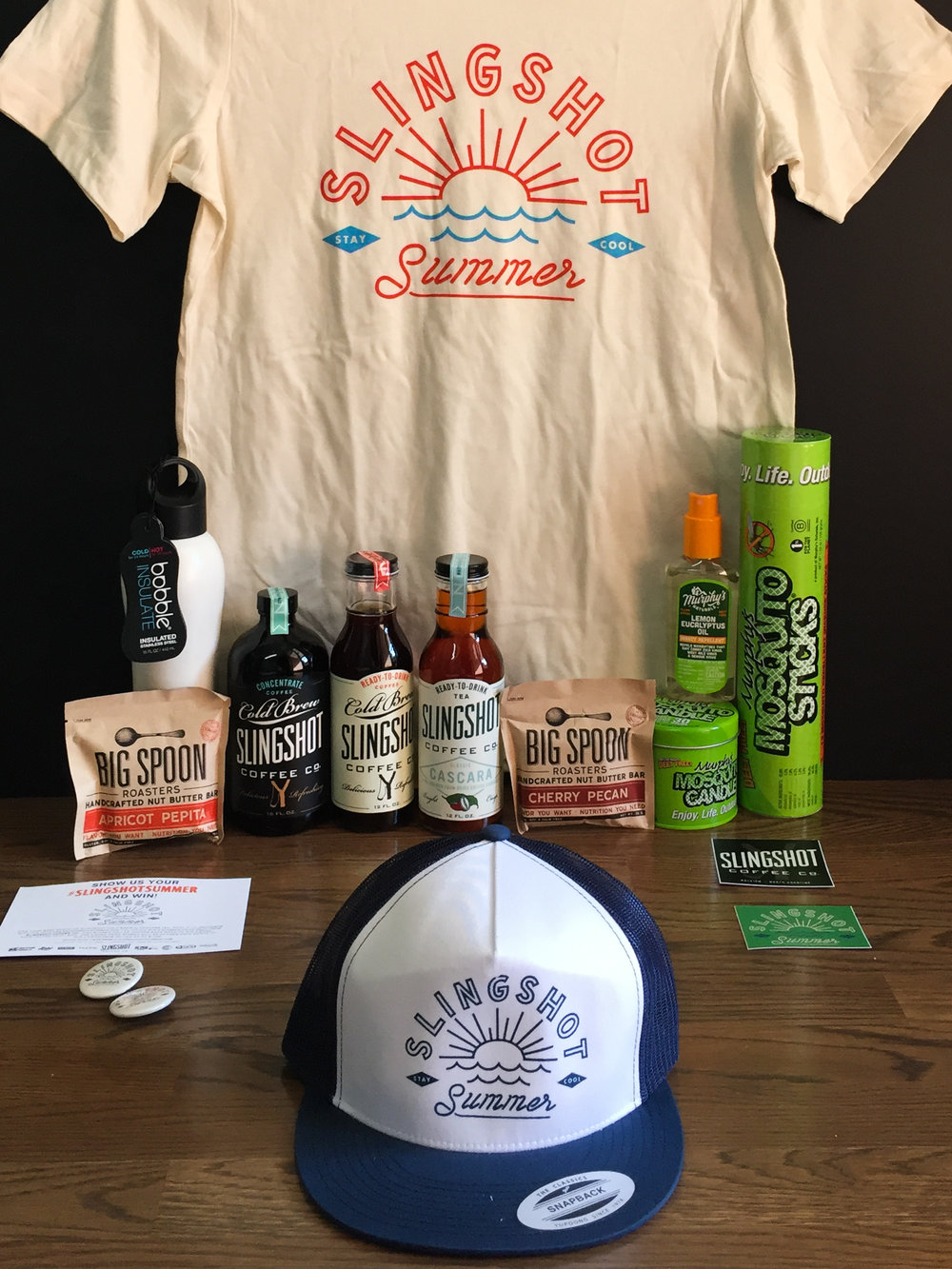 Slingshot-coffee-co-summer-giveaway-prize-pack
