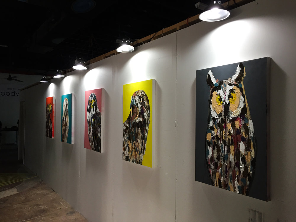 goodyear-arts-charlotte-nc-college-street-owls-birds