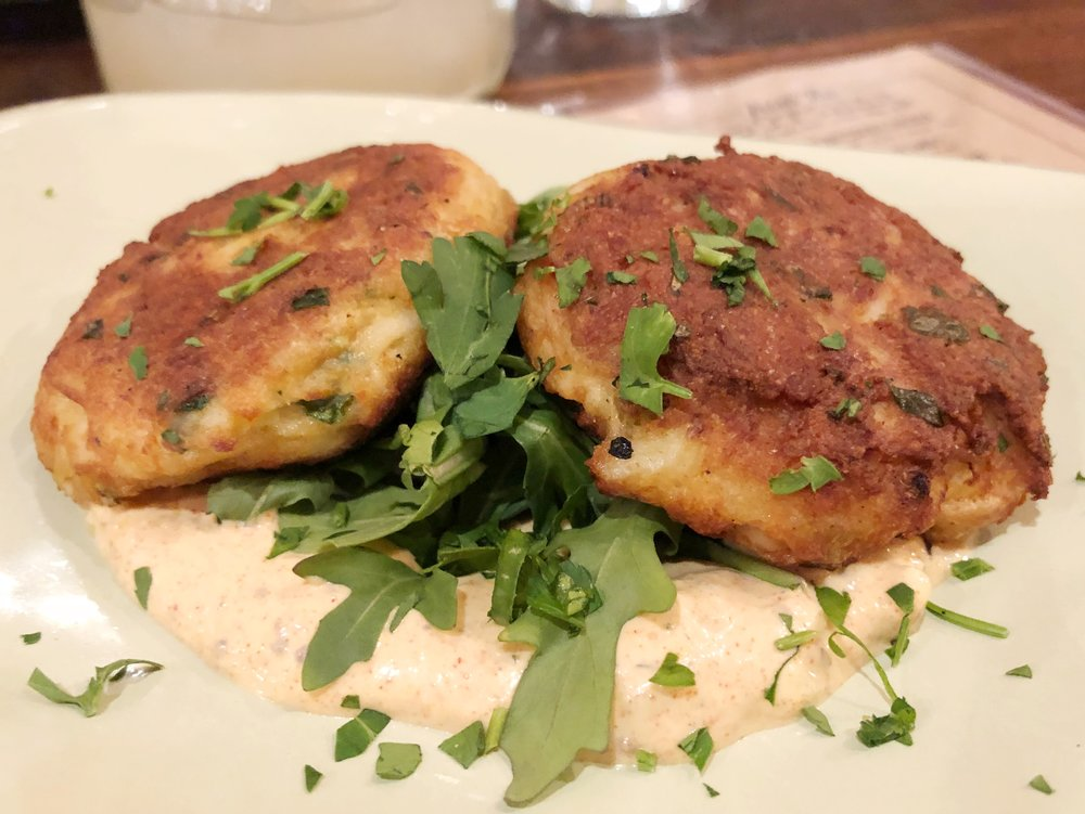 Crab Cakes | Kid Cashew