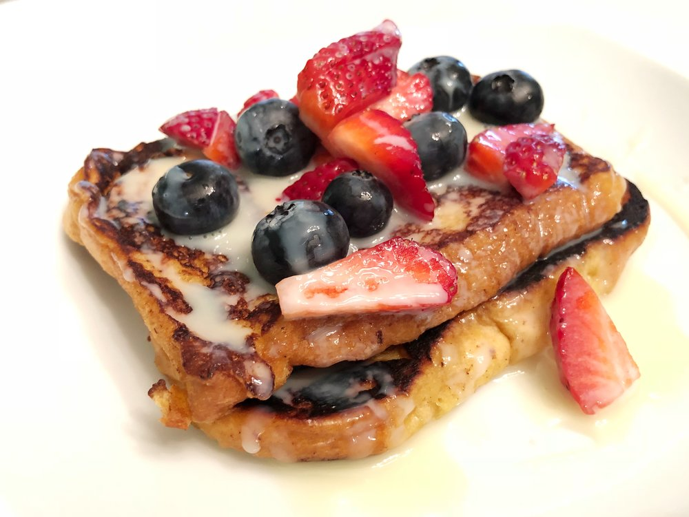 french-toast-berries