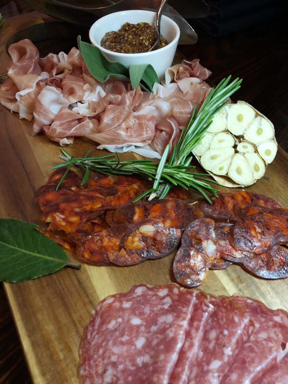 Charcuterie @ BLT Steakhouse