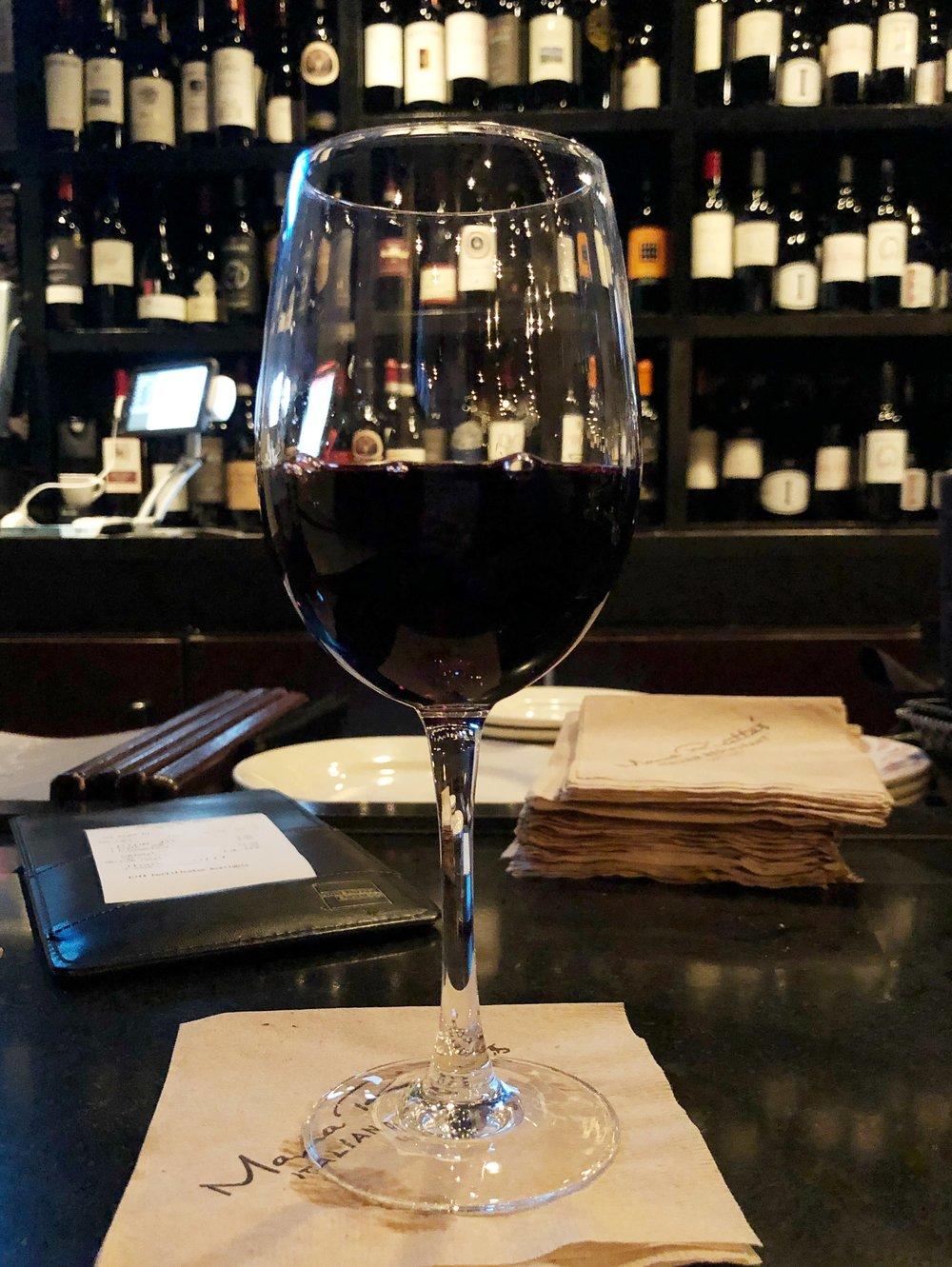 mama-ricottas-charlotte-nc-red-wine