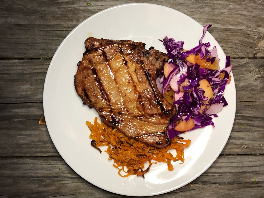marinated-grilled-pork-chop