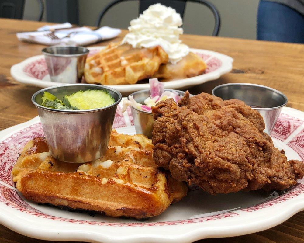 Chicken & Waffle