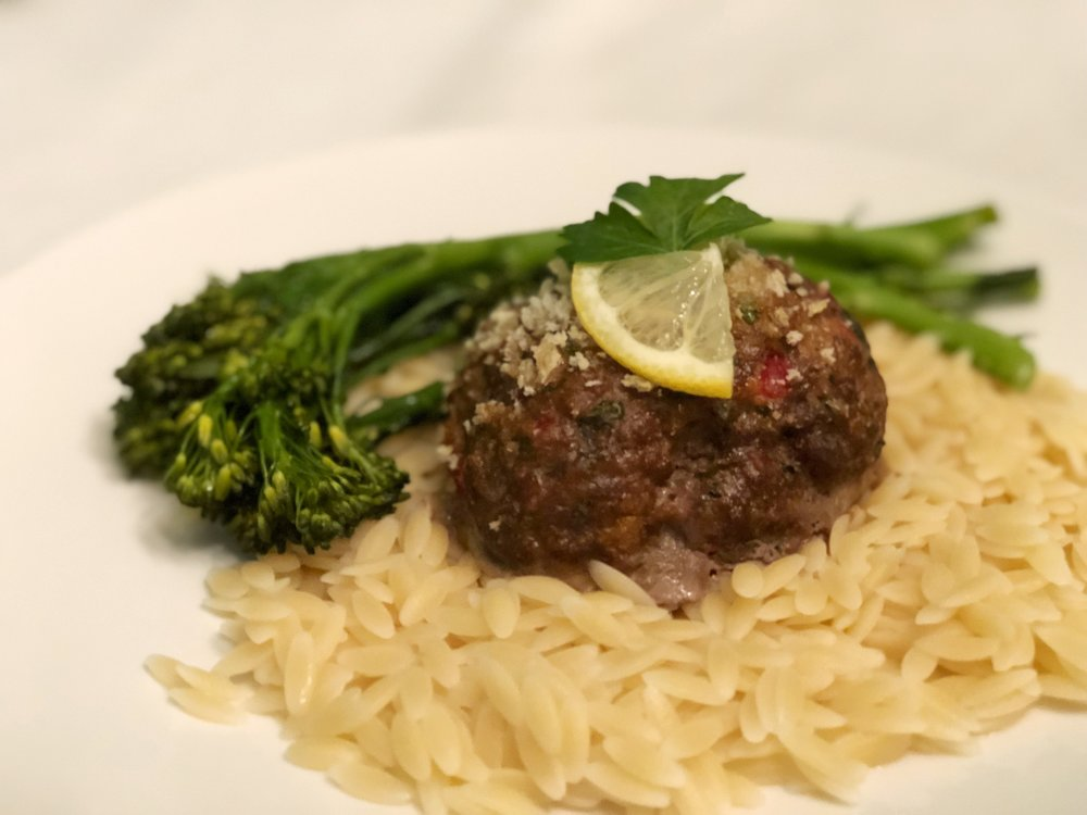 mini-italian-meatloafs-orzo-broccolini