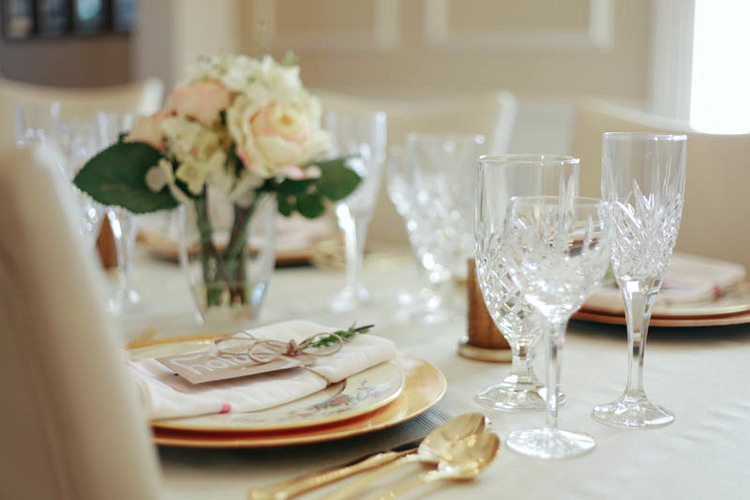Let us help you celebrate a special occasion with our private dining options at The Jorgenson House.