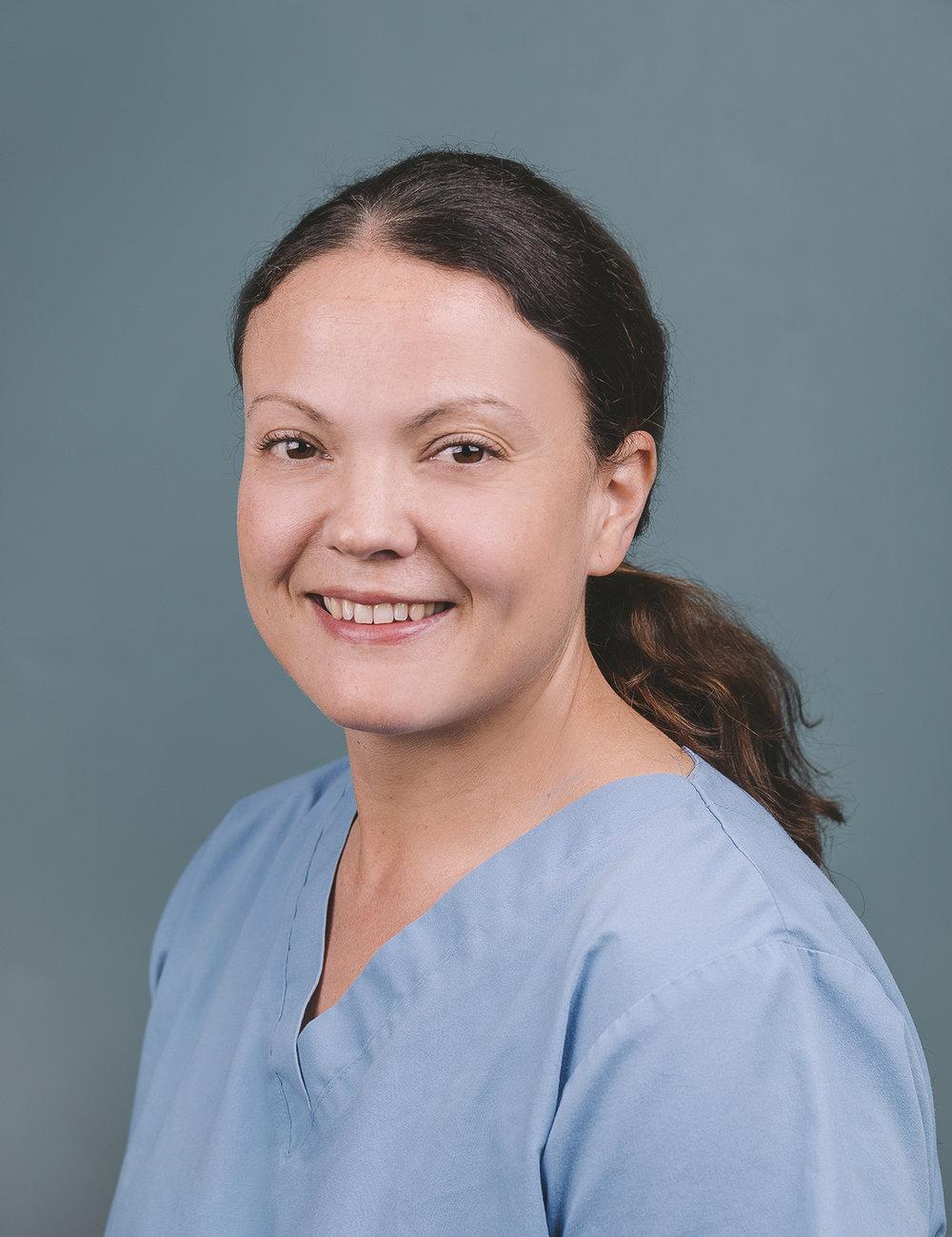 Lena Voll - Tannlegesekretær
