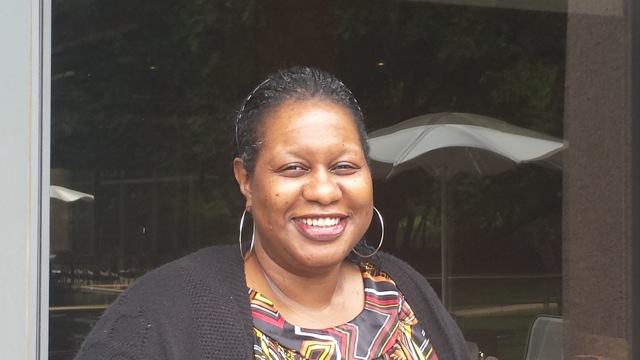 Lavandra's Mother, Sandra Rushing