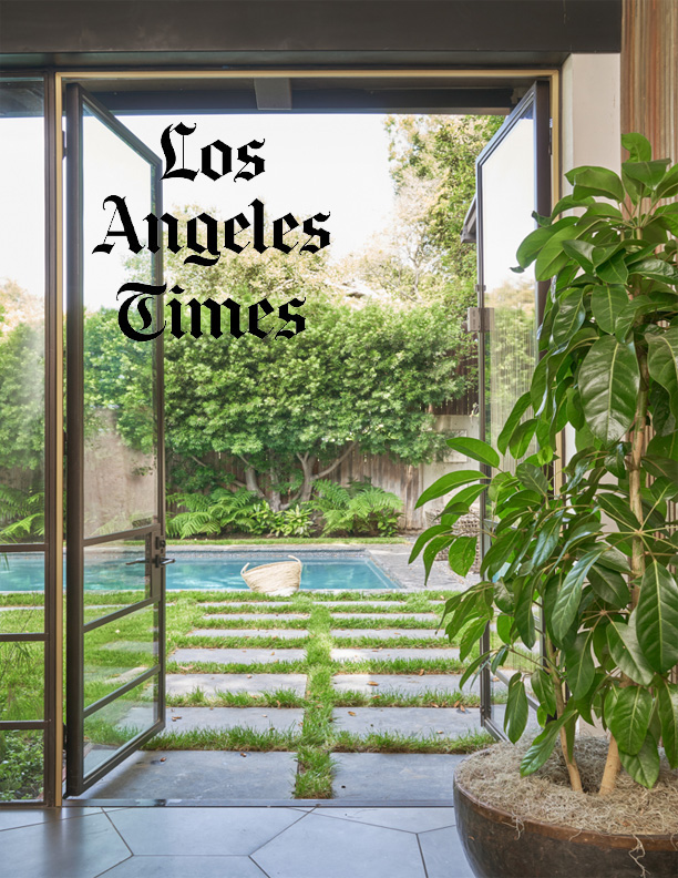 LOS ANGELES TIMES:   KIM GORDON'S LATEST GEM HITS THE MARKET IN SANTA MONICA $8.45M