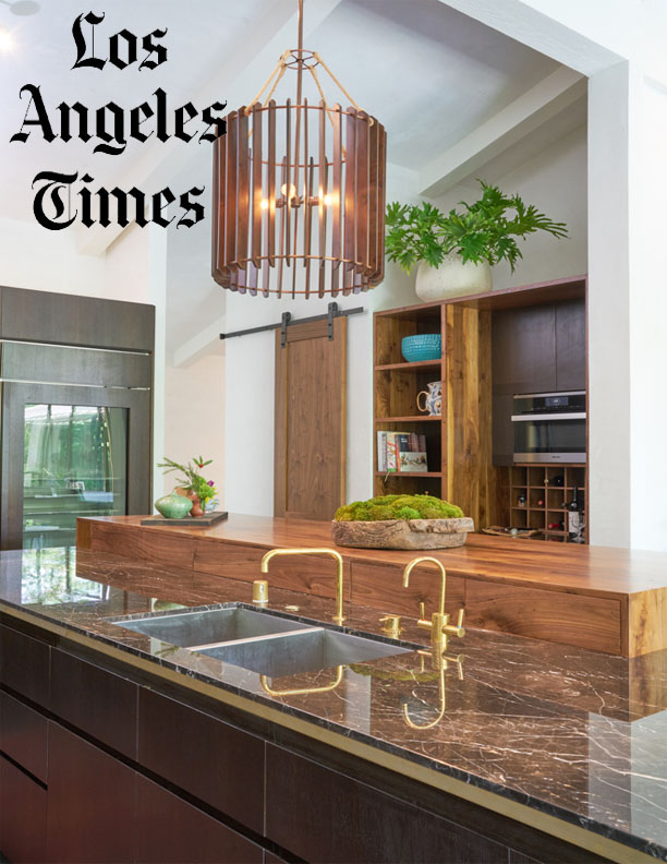 LOS ANGELES TIMES:  KIM GORDON'S SNAZZY REMODEL PULLS IN $7.6M