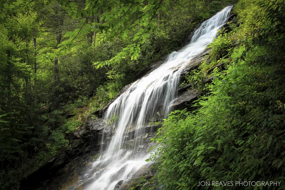 Cascade Falls, North Carolina