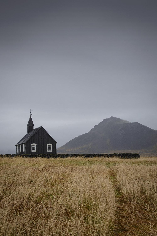 Búðakirkja, Snaefellsness, Peninsula