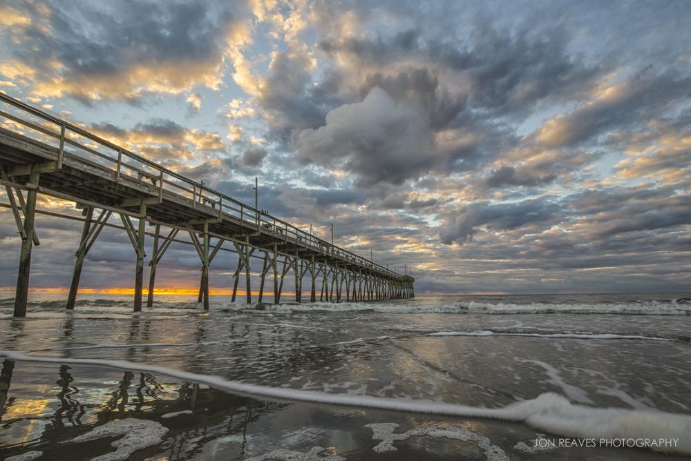 Sunrise on Sunset Beach, North Carolina, Stage 3