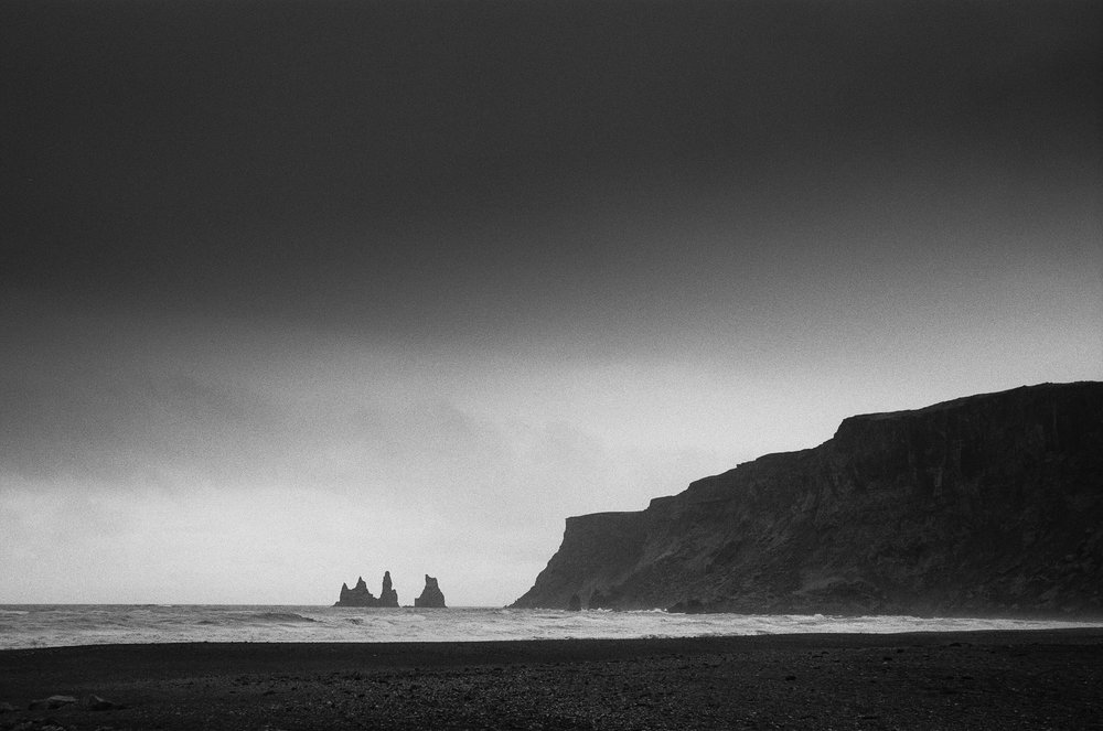 Vik (Black and White Film)
