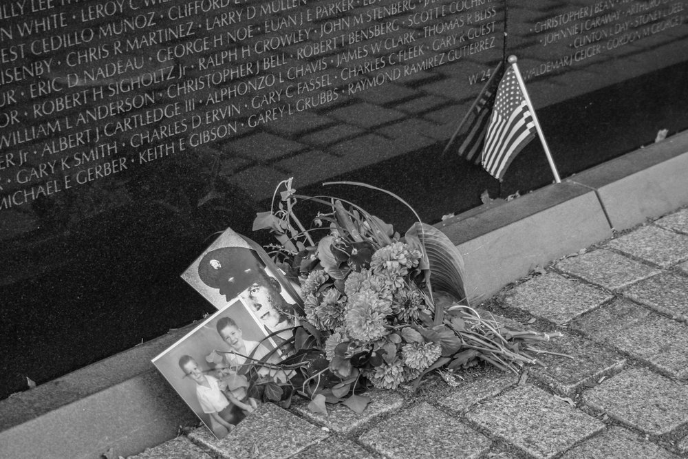 Vietnam Veterans' Memorial, Washington, DC