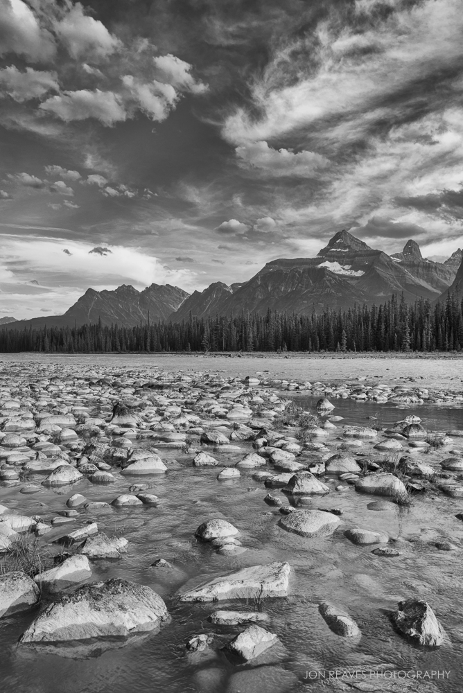 Athabasca River, Jasper National Park