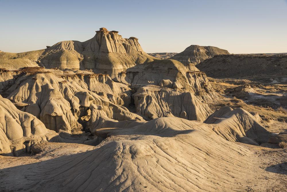Hoodoos, Dinosaur Provincial Park