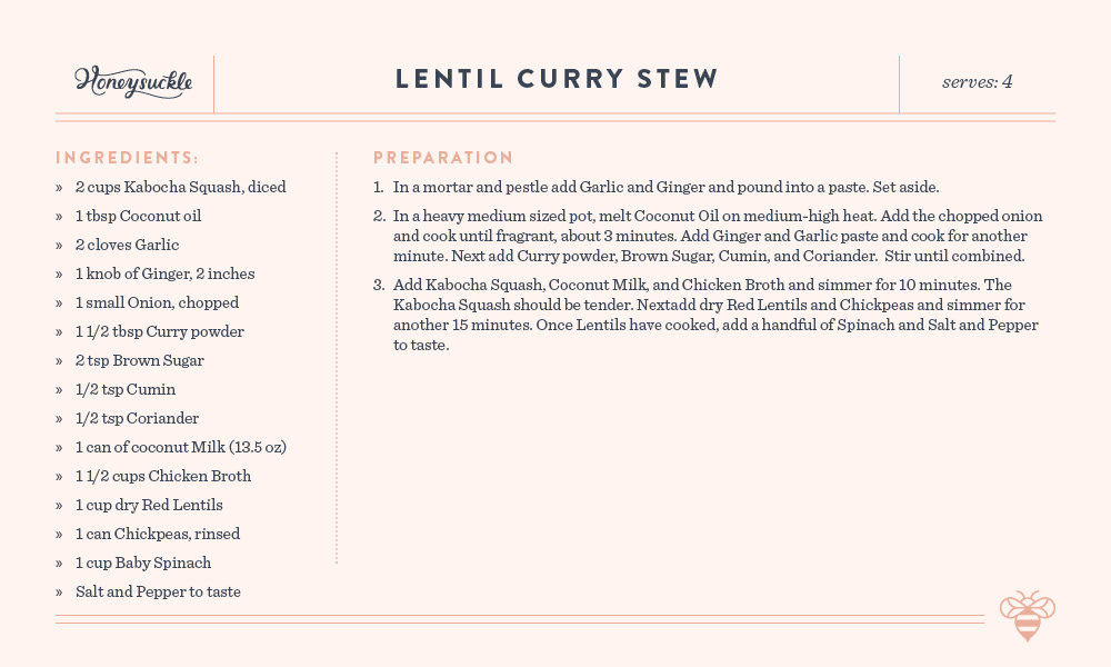 Recipe adapted from Hemsley & Hemsley. Click to download the recipe in PDF format.