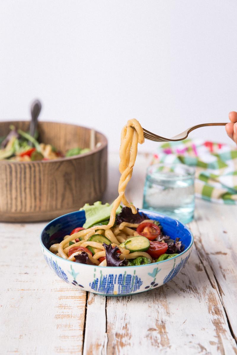 udon salad honeysuckle