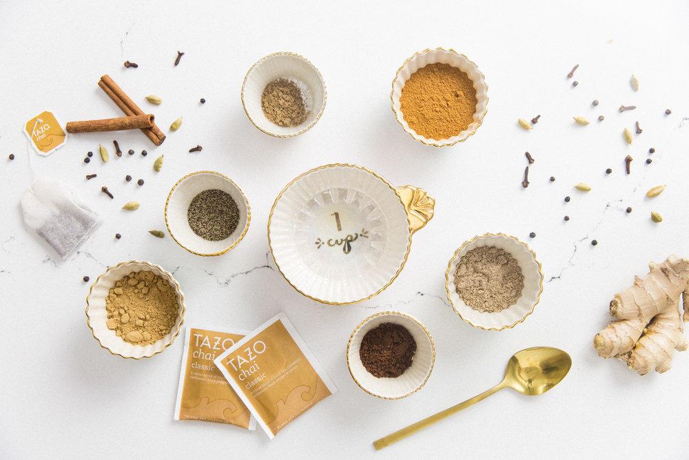 Tazo Chai - Honeysuckle - Starbucks