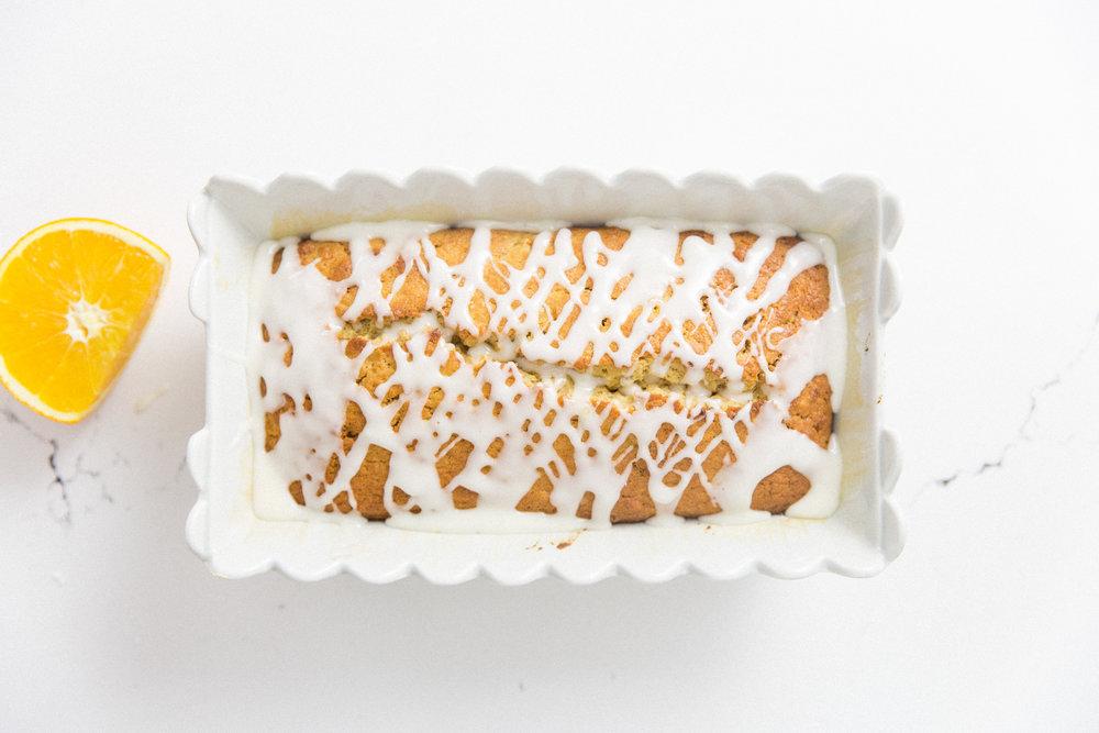 Whole Orange Chai Spice Cake - Honeysuckle - Starbucks