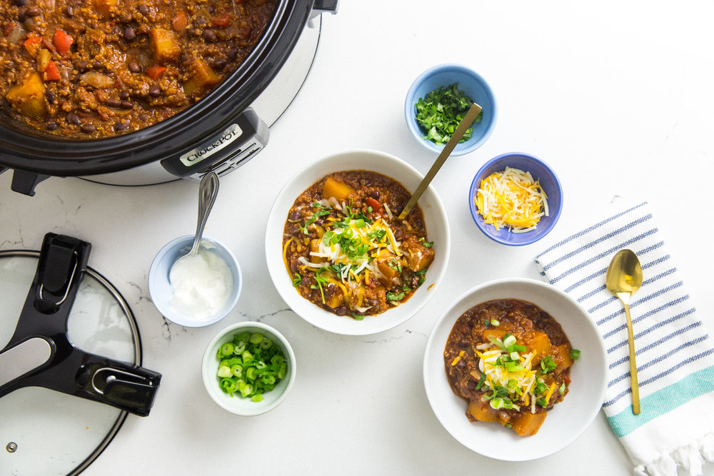 meatless chili honeysuckle