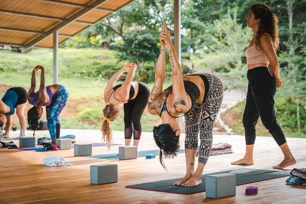 200 hr. Yoga Teacher Training Immersion - Read about our Yoga Alliance certified immersion in paradise.