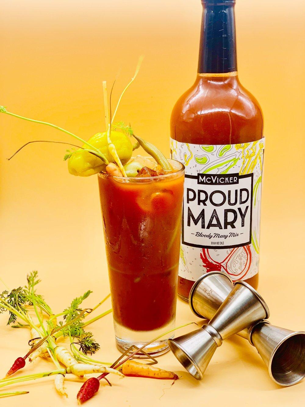 Proud Mary Bay Area Bloody Mary