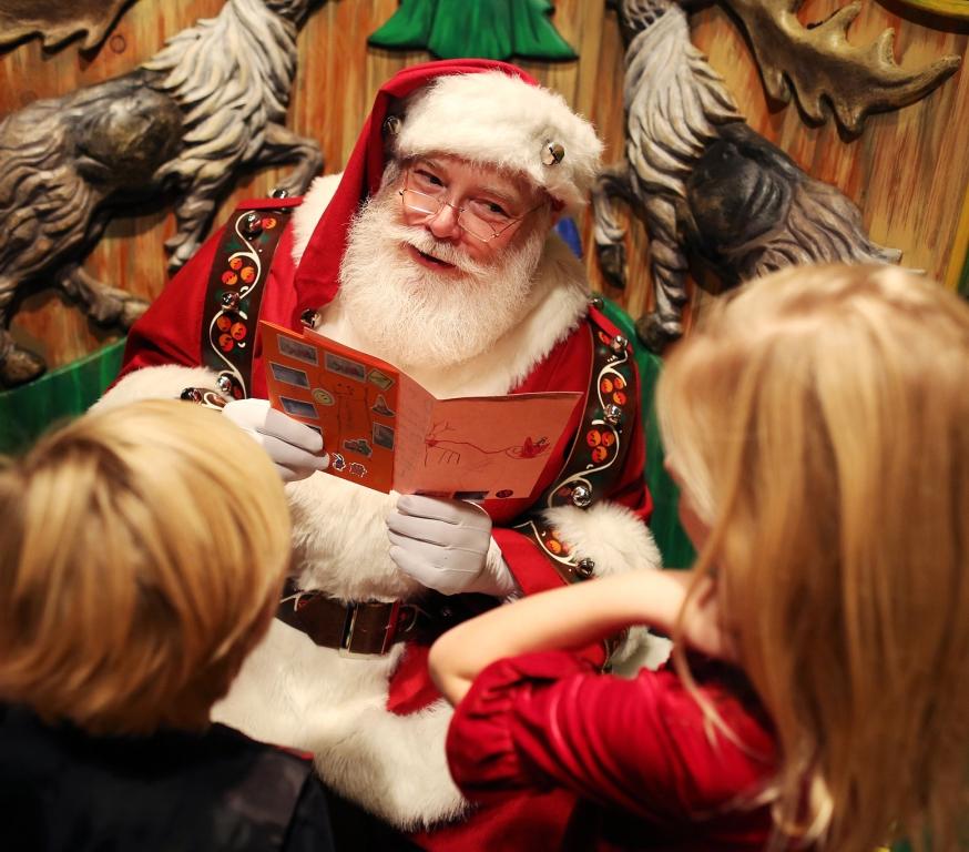 Санта Клаус в Macy's - Santaland at Macy's Herald Sq. 8-ой этаж25 Ноября 2017 - 24 Декабря 2017С 10:00 до 22:00В самом центре оживленного Нью-Йорка Вы можете попасть