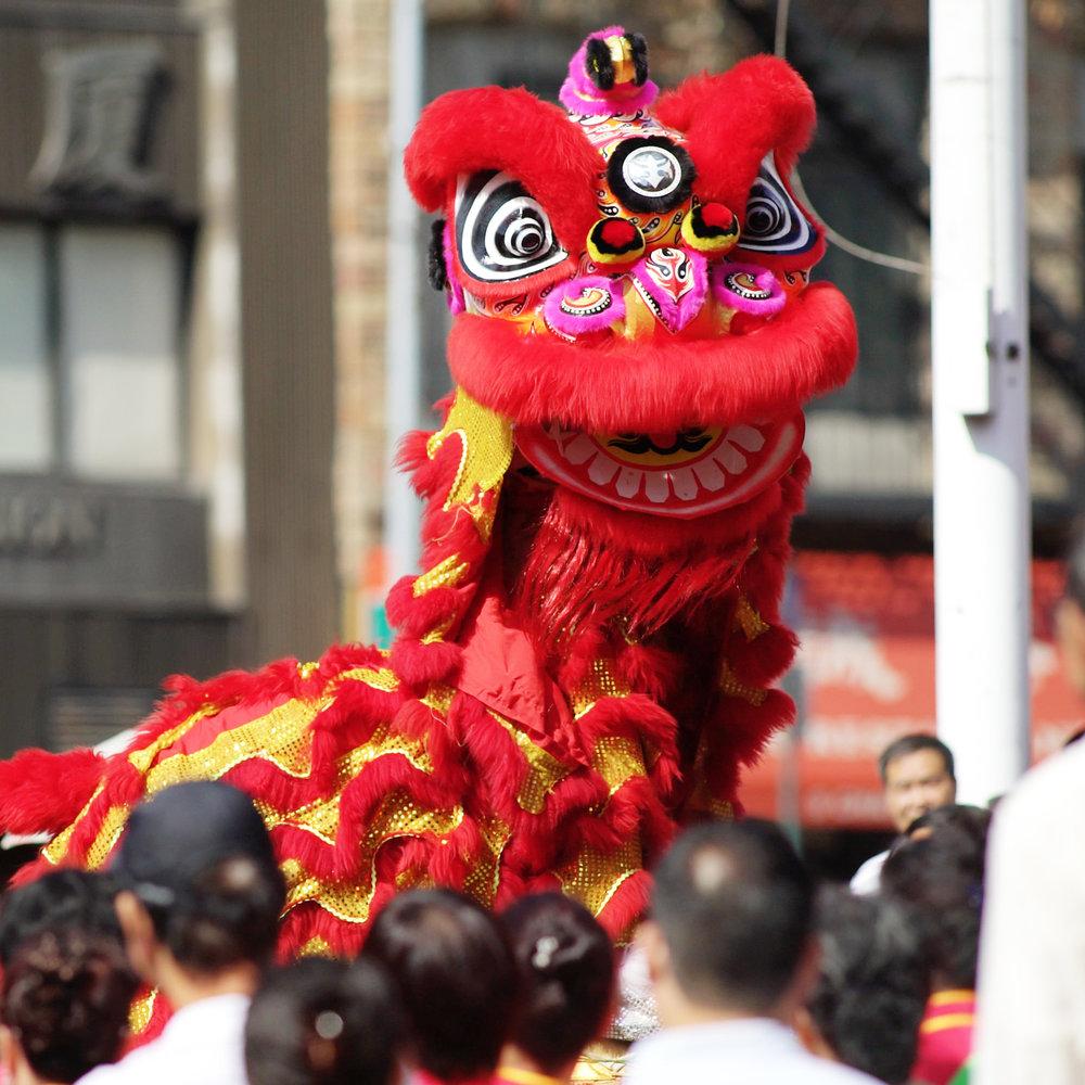 Чайна Таун - Где Нью-Йорк превращается в Китай