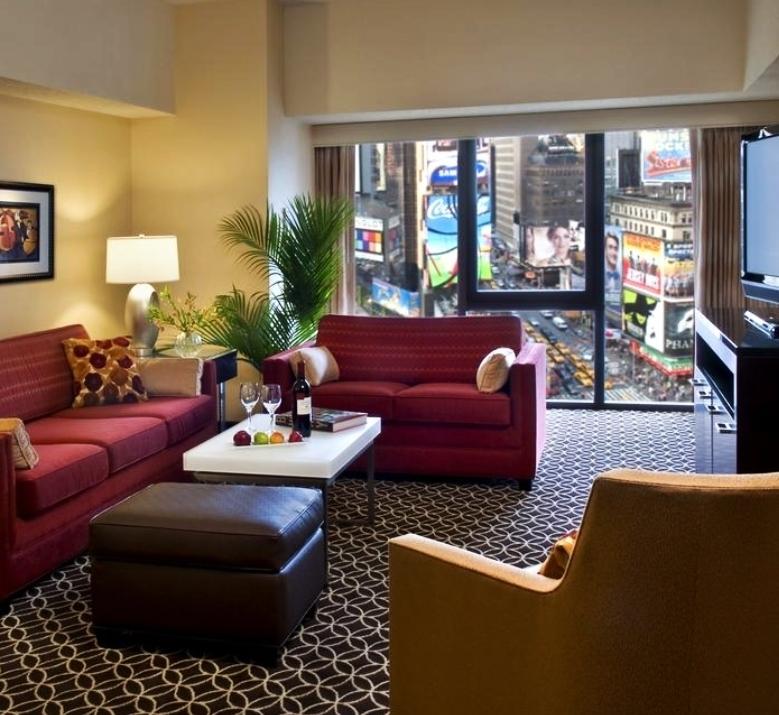 New York Marriott Marquis - Адрес: 1535 Broadway, New York, NY 10036