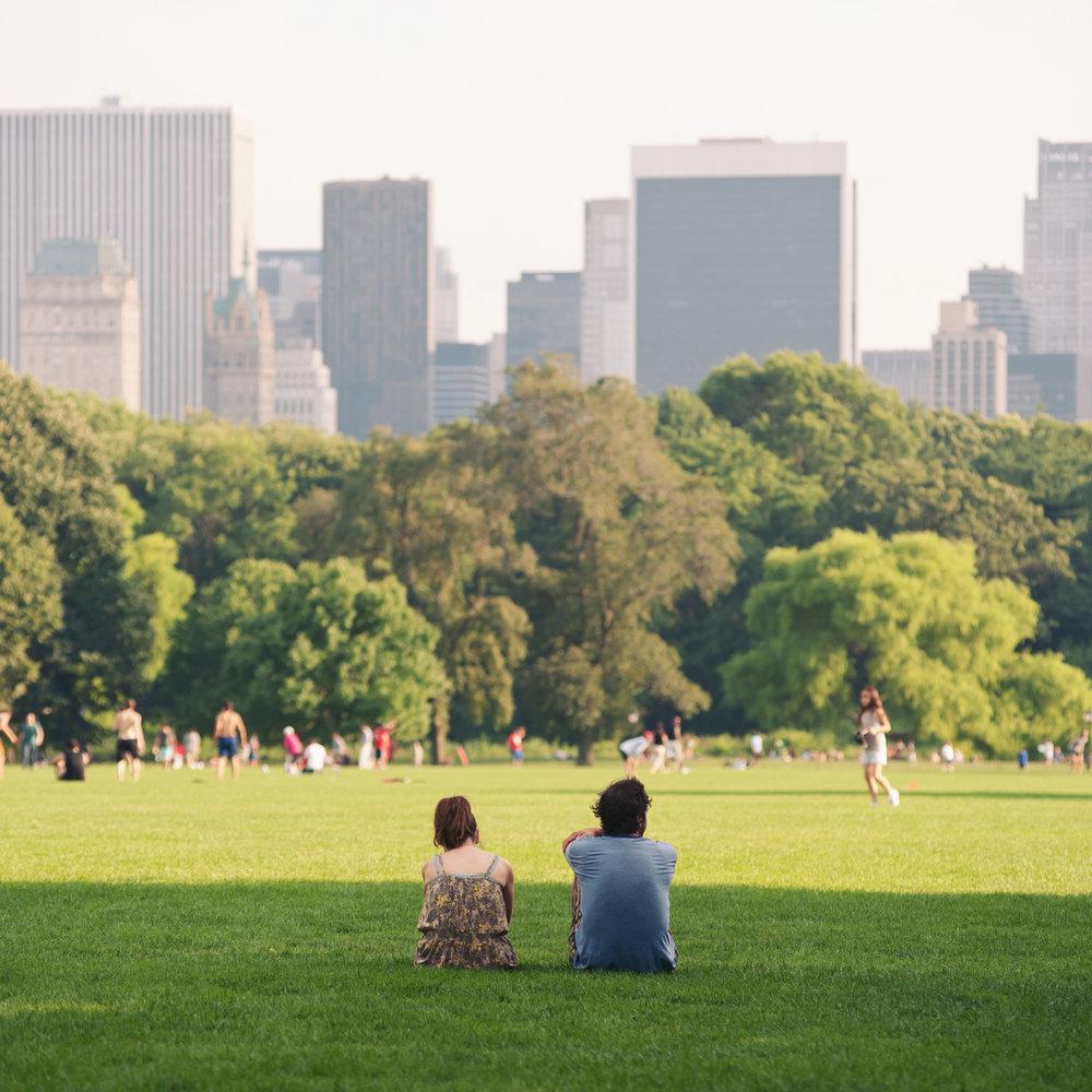 Центральный Парк -