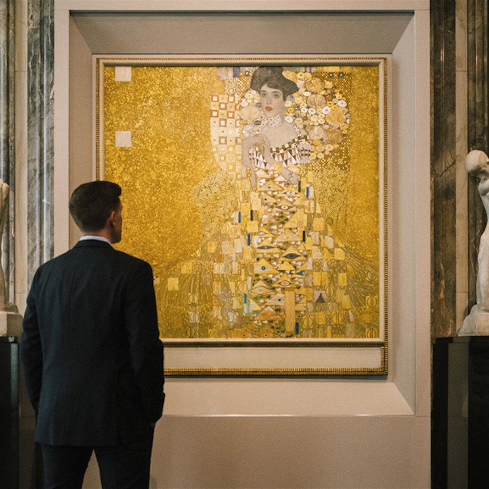 Neue galerie -