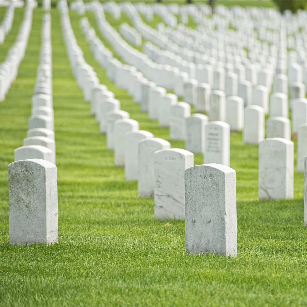 Арлингтонское кладбище -