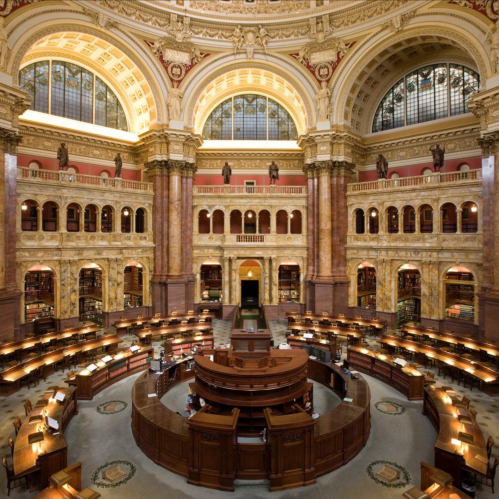 Библиотека Конгресса -