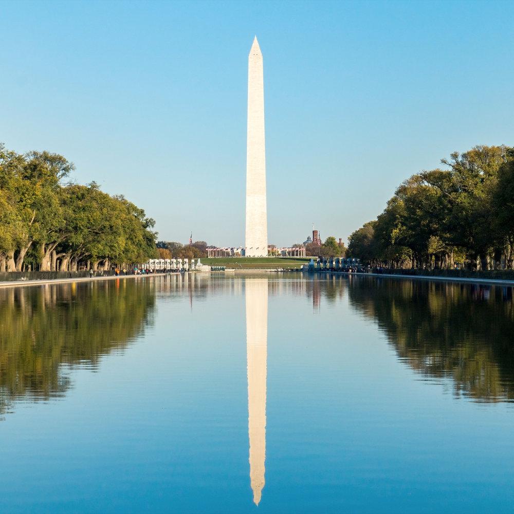 Монумент Вашингтона -