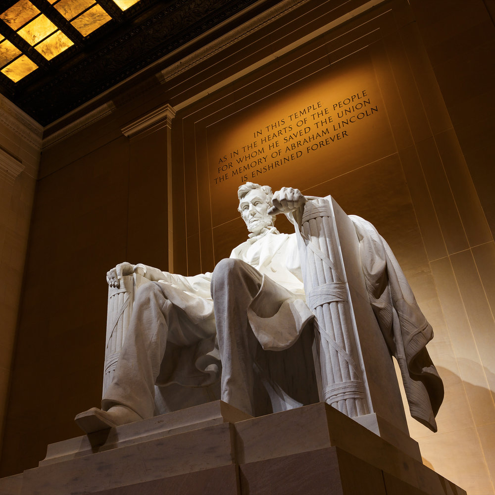 Мемориал Линкольна -