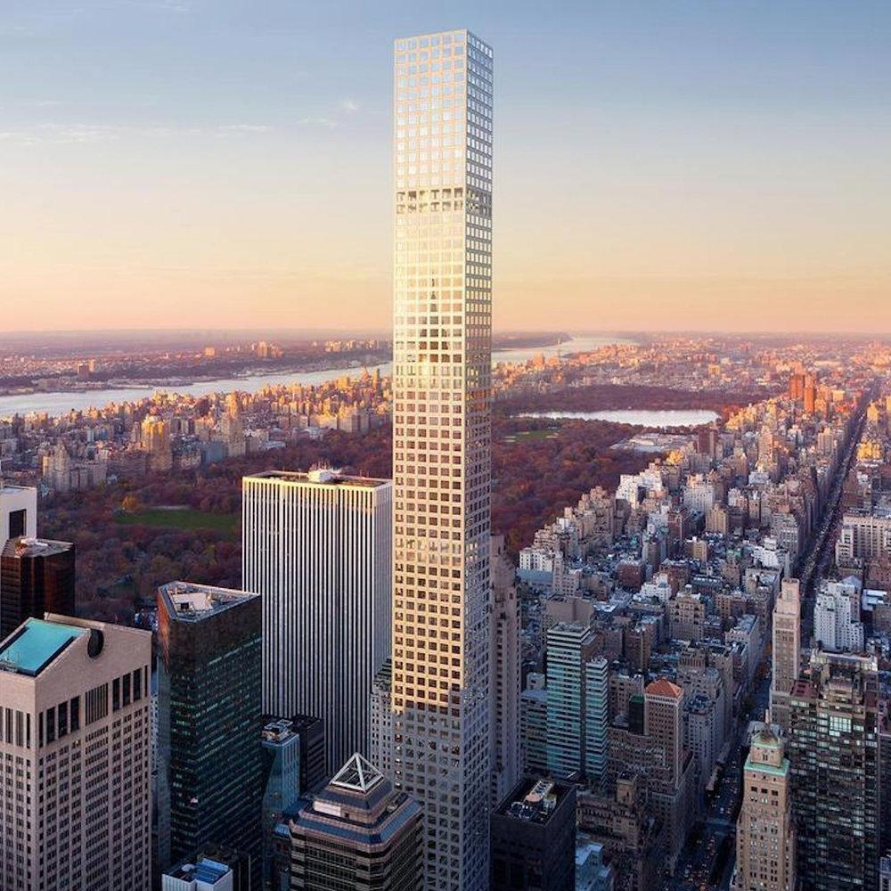 Самый высокий жилой дом -