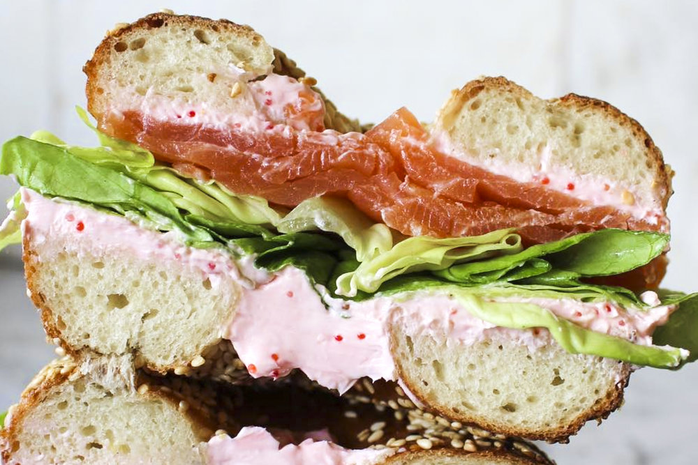 Black Seed Bagels - 176 1st Avenue, New York, NY 10009