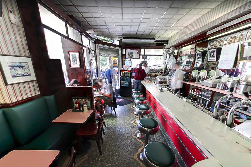 Lexington Candy Shop - 1226 Lexington Ave, New York, NY 10028