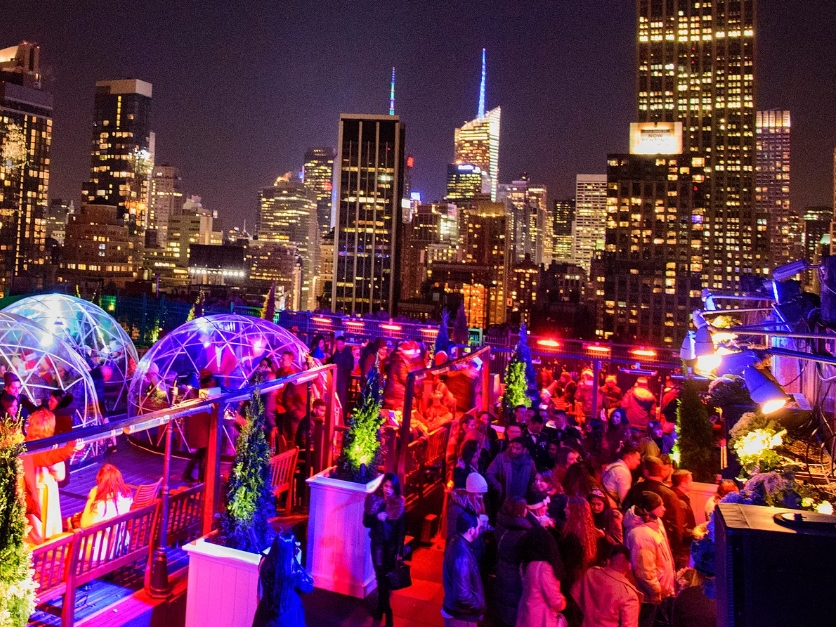 230 Fifth Rooftop Bar - 230 5th Ave, New York, NY 10001