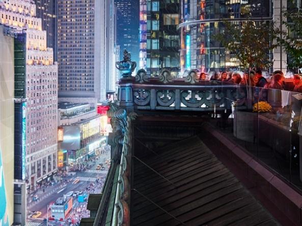 The Knickerbocker - 6 Times Square, New York, NY 10036