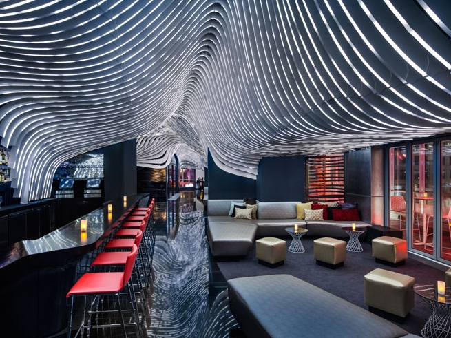 Living Room Bar & Terrace - 8 Albany St, New York, NY 10006