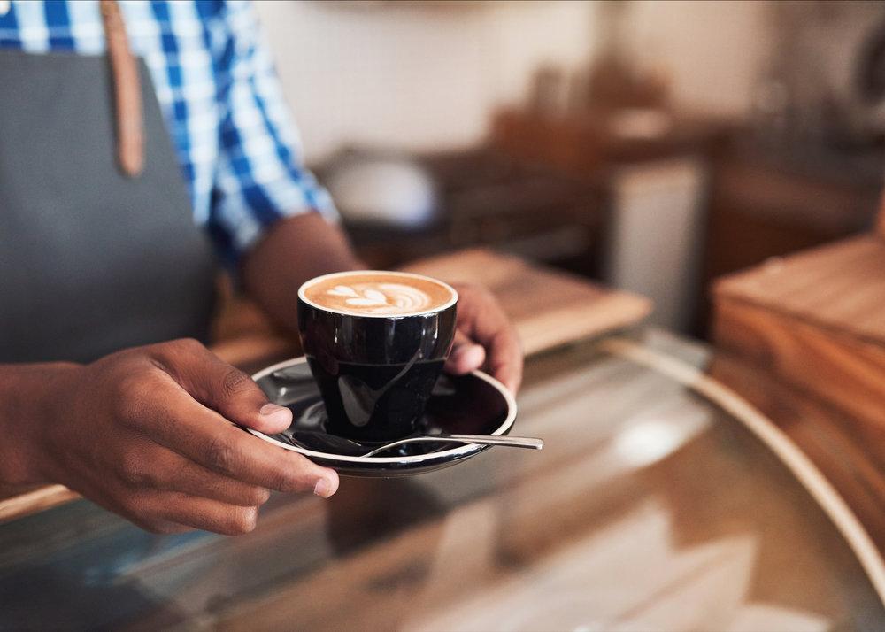 Кофе - Кофешопы и никакого Старбакса