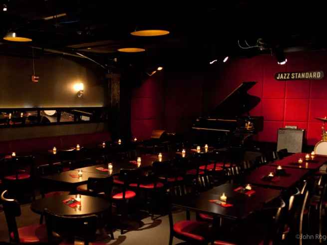 Jazz Standard - 116 E 27th St, New York, NY 10016